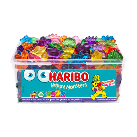 Happy monster 950g image number null