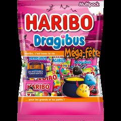 Méga Fête Dragibus Halloween multipack 960g