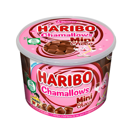 Mini Chamallows Choco image number null
